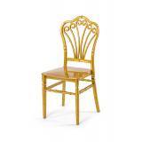 Hochzeitsstuhl CHIAVARI LORD Golden