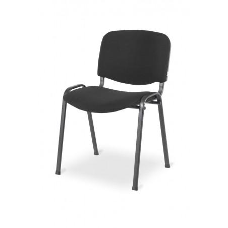 Konferenzstühl ISO 24HBL-U schwarz