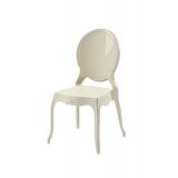 Der Stuhl für Braut und Bräutigam MEDALION Beige