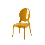 Der Stuhl für Braut und Bräutigam MEDALION Gold
