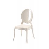 Der Stuhl für Braut und Bräutigam MEDALION Pearl