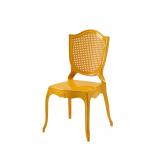 Der Stuhl für Braut und Bräutigam AMOR Gold