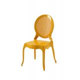 Der Stuhl für Braut und Bräutigam DIANA Gold