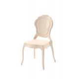 Der Stuhl für Braut und Bräutigam LUNA Creme