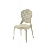 Der Stuhl für Braut und Bräutigam ZEUS Beige