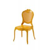 Der Stuhl für Braut und Bräutigam ZEUS Gold